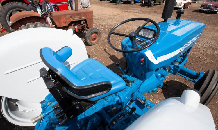 Auction report: 'Driving' for a bargain? Check out these prices/results…