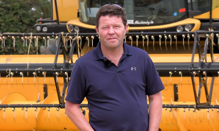 Video: 'Our history with these combines goes back to 1984'