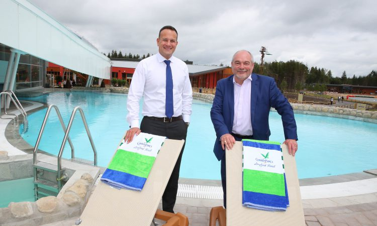 Center Parcs 'overwhelmed' by warmth of Longford welcome