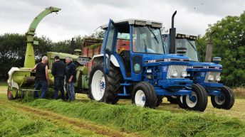 Pics: 'Working classics' out in force…in the wilds of west Cork
