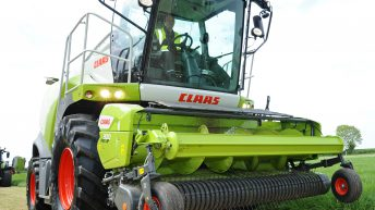 Which self-propelled forage harvesters are Irish contractors buying…this year?
