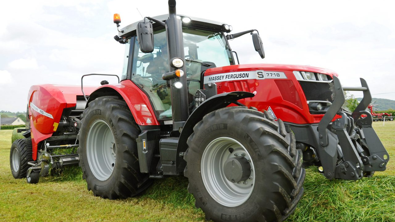Map: Where is the most money spent on farm machinery?
