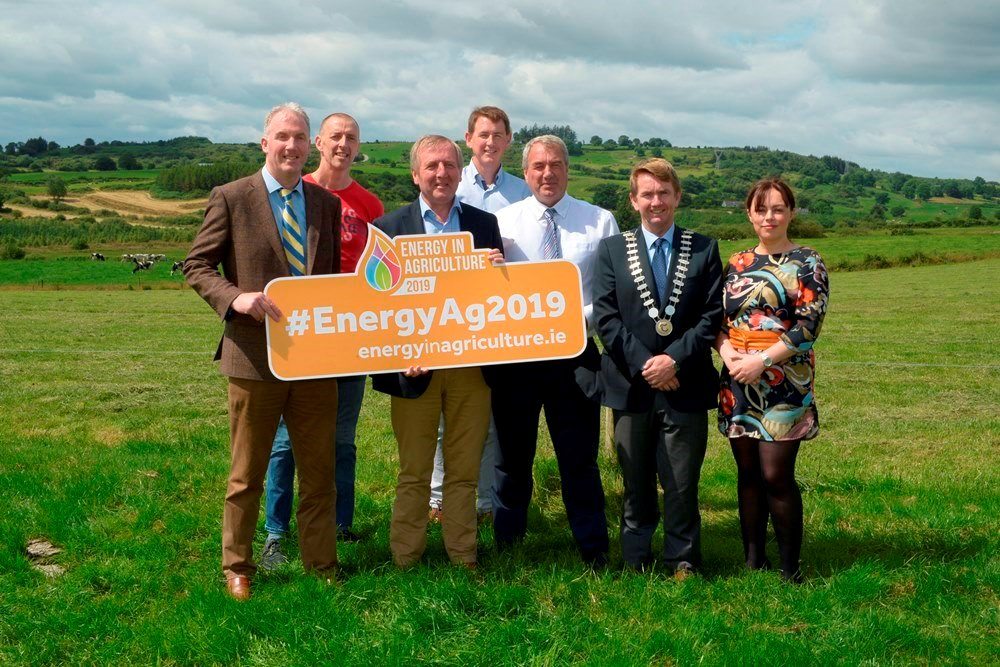 'Energy is a part of the whole Irish agriculture story'
