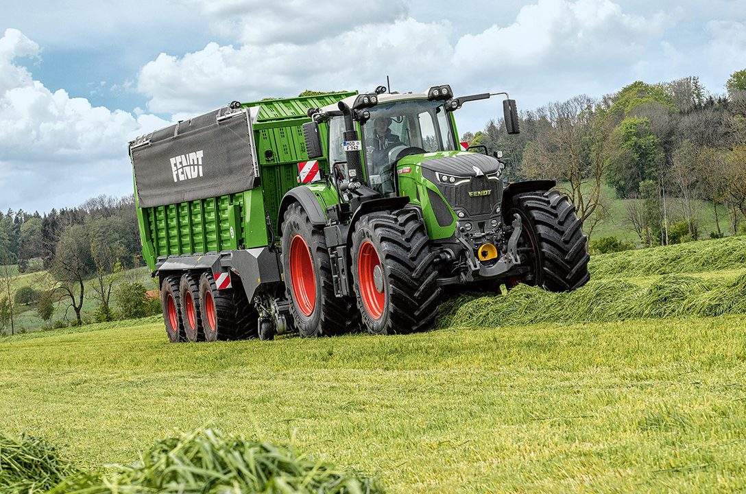 Fendt unveils new MAN-powered 900 Vario line-up