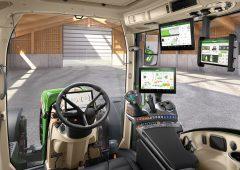 Latest Fendt 700 Vario series: Most high-tech 金宝搏app下载tractor cab yet?
