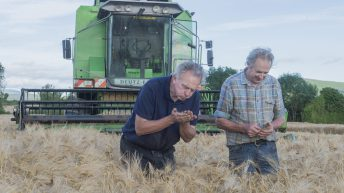 Watch: Winter barley harvest kicks off in Co. Tipperary