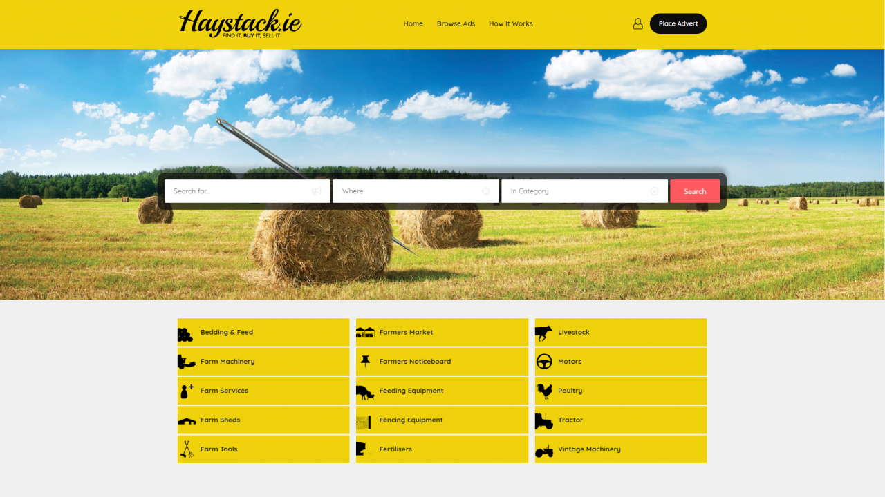 Haystack: Now available to download on Android and iOS