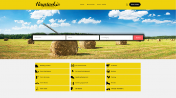 Haystack.ie – the new must-have for Irish farmers