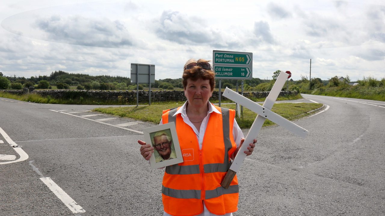 Kilmeen Cross: 'A life is a life on the road; a death is a death in any year'