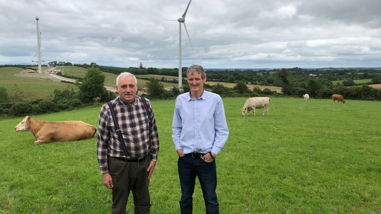 Farmers 'up in arms' over wind farm development in Cavan