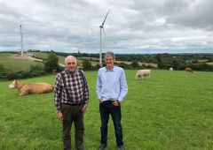 Farmers 'up in arms' over wind farm development in Cavan