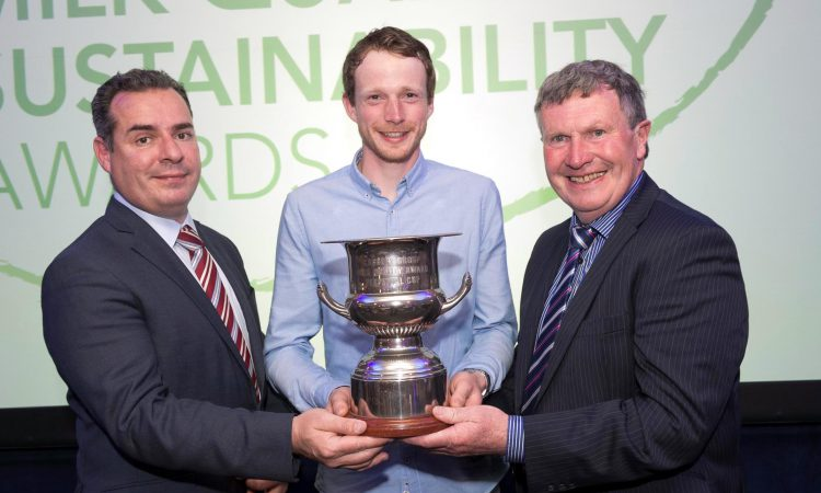 New entrant takes top prize at 2019 Carbery milk awards