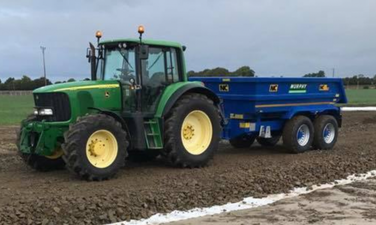 €5,000 reward for return of John Deere and dump trailer stolen in Kildare
