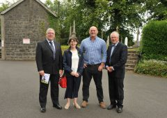 6th year of commemoration for farm accident victims