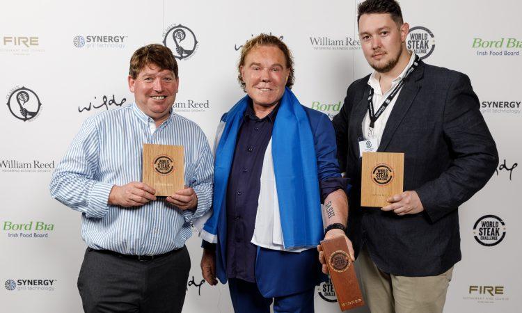 Irish fillet steak named world's best at World Steak Challenge 2019