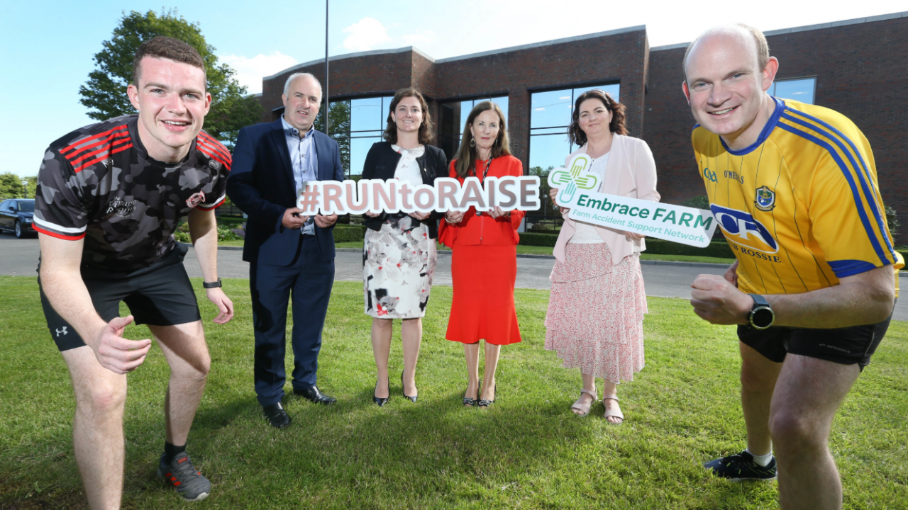 Alltech Ireland launches 'Run2Raise' in aid of farm safety