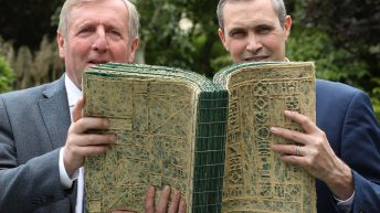 AIB and Teagasc launch new book…made entirely out of grass