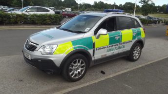 Funding worth €567,000 announced for rural first responders