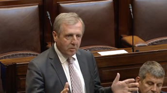 Creed throws curveball at Fianna Fáil benches over Mercosur