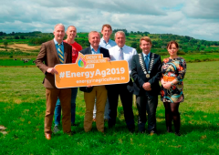 Creed launches 'Energy in Agriculture' exhibition