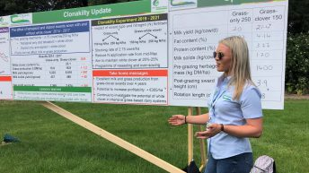 Grass-clover sward has the potential to deliver '€305/ha extra net profit per year'