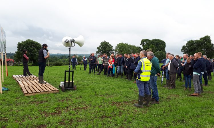 'Just 2-3% of grassland swards are reseeded each year'