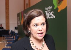 Sinn Féin in favour of continued CAP convergence