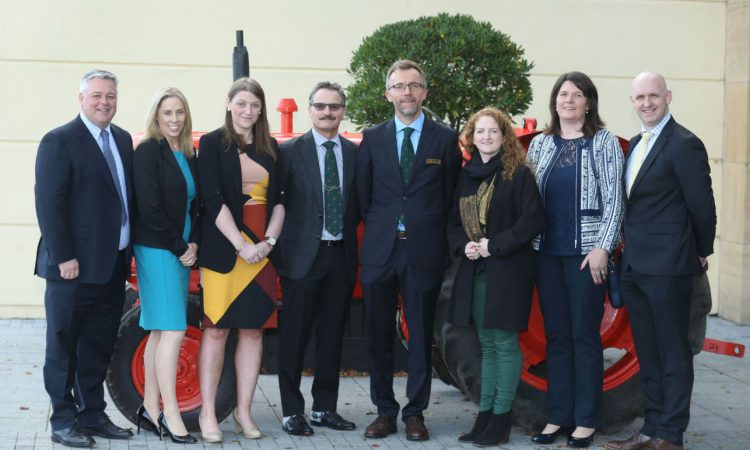 International Nuffield scholars bring their expertise to Ireland