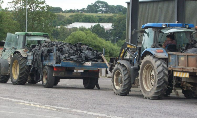 Farm plastic bring-centres off to a flying start with a 35% increase in collections