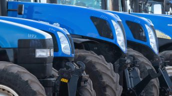 What's the most popular imported used (second-hand) model of tractor?