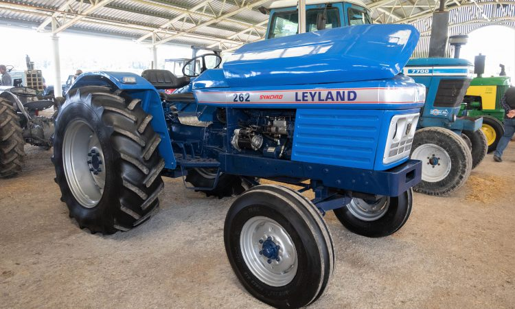 Auction report: 'Best of the rest' from classic tractor sale