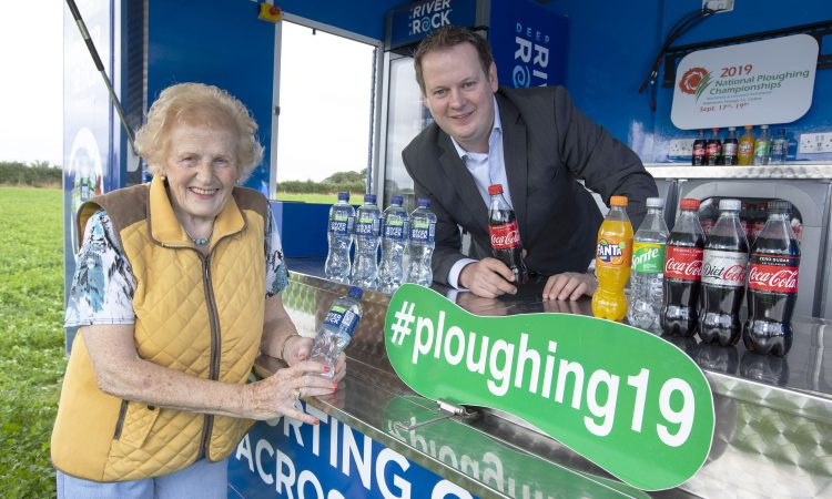 Recycling to the fore with new 3-bin system at 'Ploughing 2019'