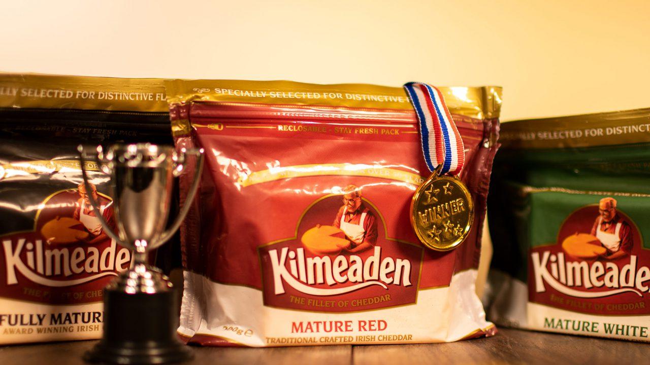 Glanbia cheddar wins big at international competition