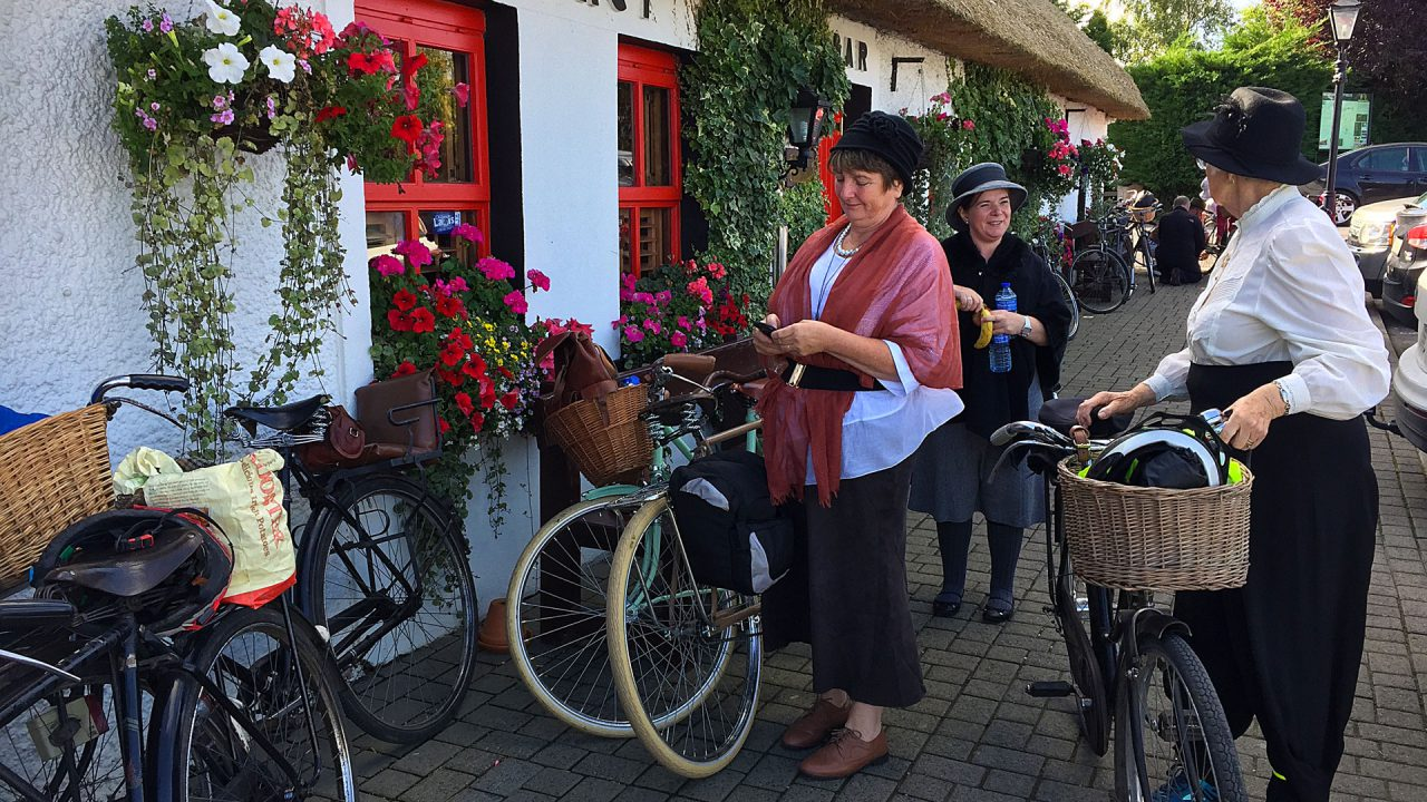 High nellies at the ready as Bulfin Heritage Cycle Rally nears