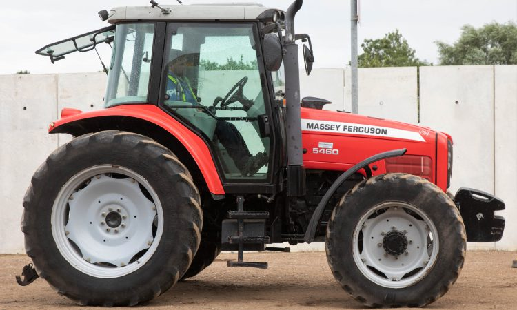 Auction report: 'If she ain't red…'