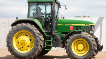 Auction report: A 7010 Series John Deere for £10,900; what's the catch?
