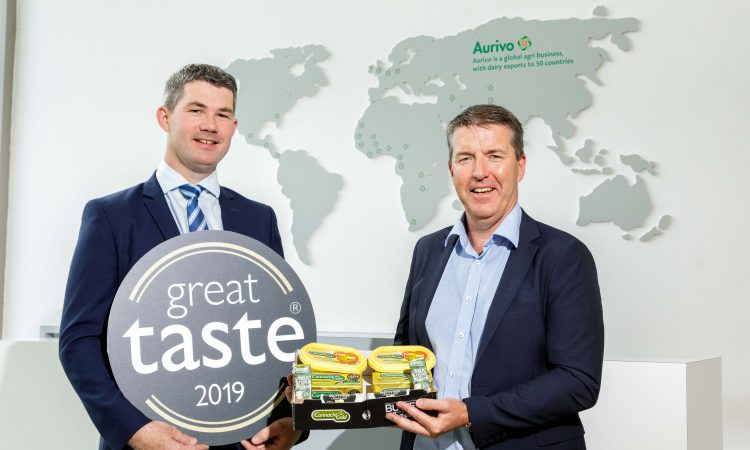 Aurivo products 'star' at internationally recognised food awards
