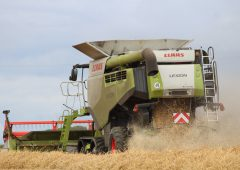Harvest pics: Limerick to Louth…caught between the showers