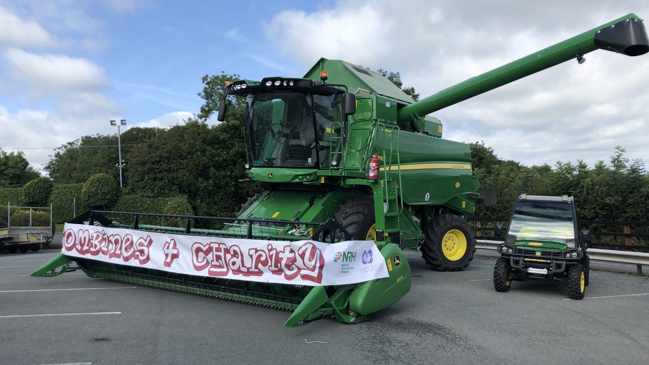2 cars and a John Deere Gator on offer in Combines 4 Charity 'mega draw'