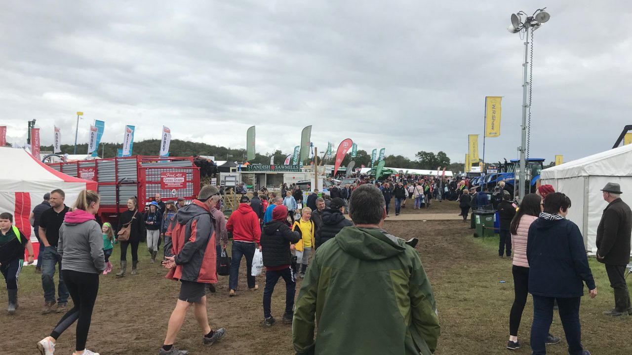 €600,000 in funding announced for agricultural shows
