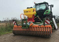 Cultivation depth essential in stale seedbed