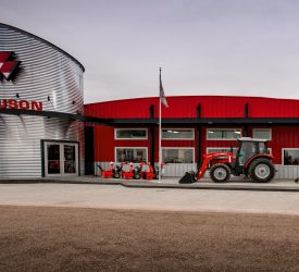 AGCO reports sales increase of 43.5% compared to 2020 figures