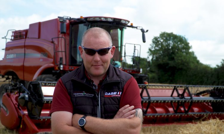 Video: 'It's fast becoming the [tractor] brand to have in the south-east'