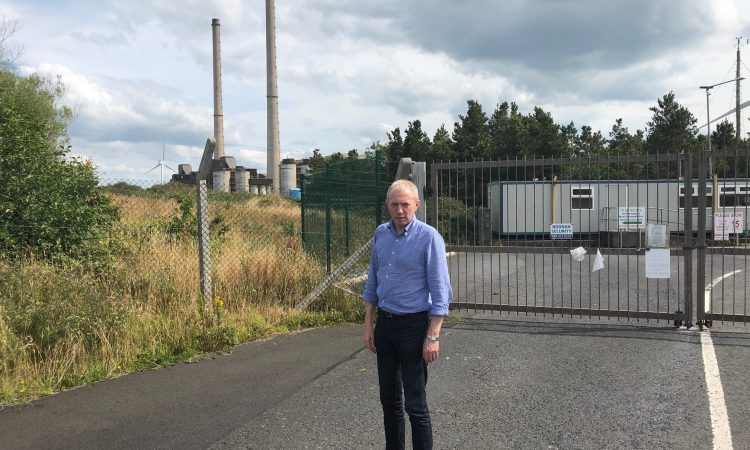 'It appears that ESB is going to end generation of electricity at Moneypoint'