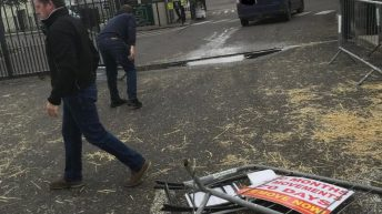Garda enquiries 'ongoing' into Bandon picket incident