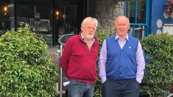 A sustainable, collaborative approach to 'making Lough Corrib great again'