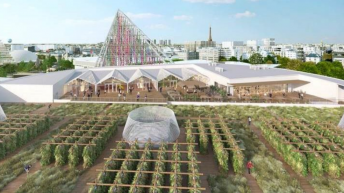 World's largest urban farm set to open…on a Paris roof