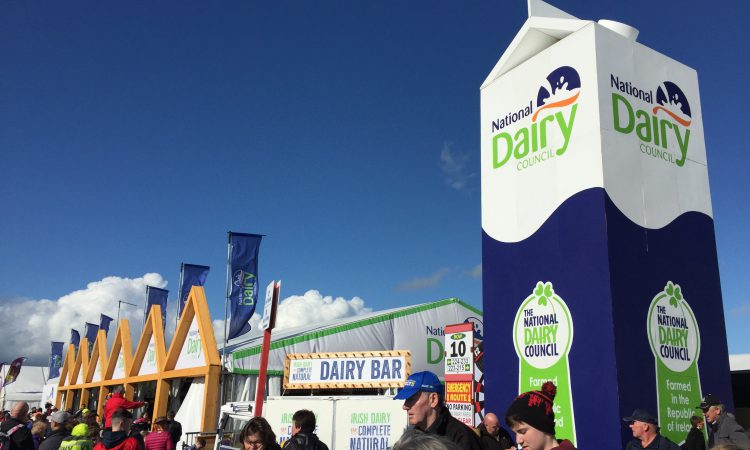 'Milk sommelier', 'Grá Island' and more from NDC at 'Ploughing 2019'