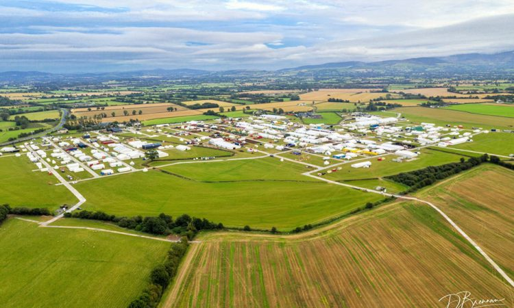 Site map: Find your way around 'Ploughing 2019'