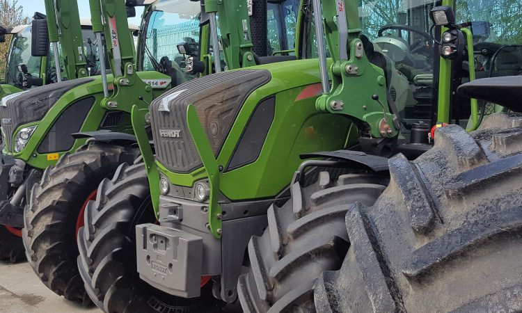 Reminder: Big Irish Fendt 'Field Days' have kicked off